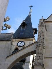Eglise Saint-Médard -  Saint Medard - Paris 10/2008