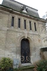 Eglise Saint-Médard -   Square Saint-Médard @ Paris   Église Saint-Médard, church at the 39-41 Rue Daubenton, 75005 Paris, France.