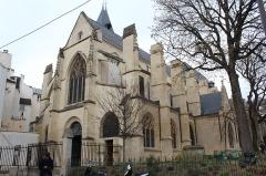 Eglise Saint-Médard - Français:   Église Saint-Médard, Paris.