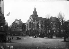 Eglise Saint-Médard - French photo agency