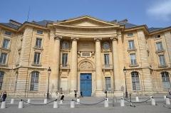 Faculté de Droit de Paris -  Faculté de Droit - Paris La Sorbonne