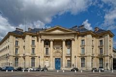 Faculté de Droit de Paris - English: Faculté de Droit de Paris, France