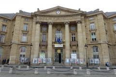 Mairie annexe du cinquième arrondissement -  Mairie du 5eme @ Paris
