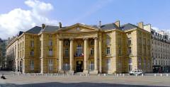 Mairie annexe du cinquième arrondissement - English: Panthéon place - Paris