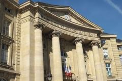 Mairie annexe du cinquième arrondissement - Deutsch: Rathaus, Mairie, des 5. Arrondissements in Paris (Île-de-France/Frankreich)