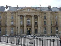 Mairie annexe du cinquième arrondissement -  PARIS