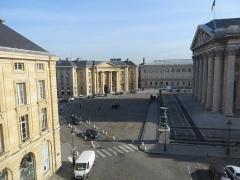Mairie annexe du cinquième arrondissement -  Paris for SIAM PP 2016