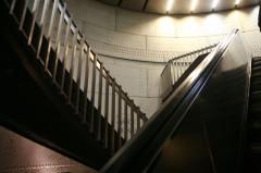 Métropolitain, station Saint-Michel - English: Saint-Michel station