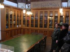 Mosquée de Paris et Institut musulman -  Bibliotheque de la Mosquée de Paris