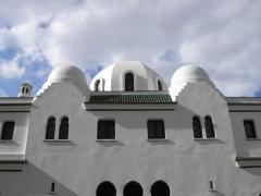 Mosquée de Paris et Institut musulman -  Image of the Mosque of Paris.