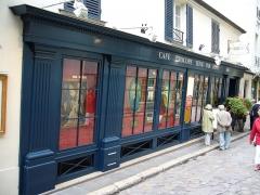 Café Le Procope - English: Le Procope, Paris, France