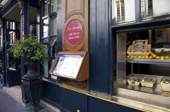 Café Le Procope -  Café Procope, Paris.