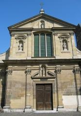 Couvent des Carmes - Français:   Eglise Saint Joseph-des-Carmes Paris VI