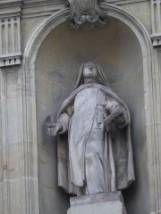 Couvent des Carmes - English: Saint-Joseph-des-Carmes' church, in Paris (Paris 6, France)