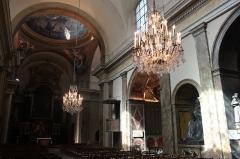 Couvent des Carmes - Español: París, Saint Joseph des Carmes. Interior.