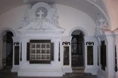Couvent des Carmes - Français:   Crypte des martyrs, Église Saint-Joseph-des-Carmes