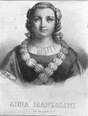 Ancienne académie de chirurgie, actuellement Faculté de Médecine (Université Paris V-René Descartes) - English: Anna Morandi Manzolini was an Italian sculptor and lecturer of anatomy in University of Bologna