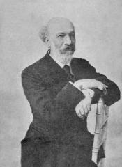 Ancienne académie de chirurgie, actuellement Faculté de Médecine (Université Paris V-René Descartes) - English: Auguste Victor Louis Verneuil (1856-1913)