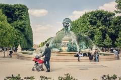 Fontaine de Carpeaux -  París, Francia