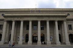 Théâtre de l'Odéon -  Théâtre de l'Odéon, Paris.