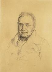 Immeuble et musée Delacroix - French painter, drawer, aquarellist and photographer