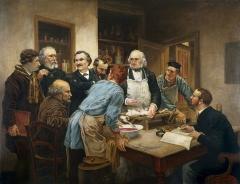 Académie de Médecine -