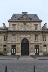 Ecole Militaire - Français:   Cavalerie, école militaire, Paris.