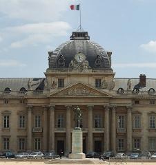 Ecole Militaire -  L\'école militaire à Paris