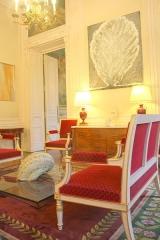 Hôtel de Clermont, actuellement Ministère des relations avec le Parlement -  Ministry of Parlementary Affaires in Paris.