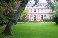 Hôtel de Clermont, actuellement Ministère des relations avec le Parlement -  Ministry of Parlementary Affaires in Paris,