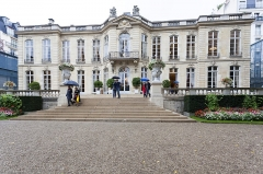 Ancien hôtel Matignon - English: Hôtel de Matignon, located in 57 rue de Varenne, the 7th arrondissement of Paris, France.