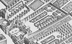 Ancien hôtel Matignon - French engraver