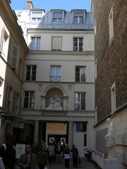 Maison des Filles de la Charité - English: The chapel of Our Lady of the Miraculous Medal in Paris (Île-de-France, France).
