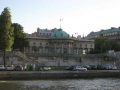 Ancien hôtel de Salm, actuel Palais de la Légion d'Honneur -  Hôtel de Salm, Paris