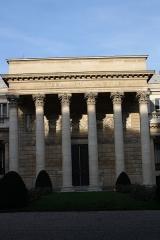 Ancien hôtel de Salm, actuel Palais de la Légion d'Honneur - Deutsch:   Hôtel de Salm in Paris (7. Arrondissement), rue de Lille