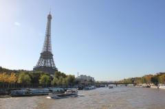 Pont d'Iéna -  Paris