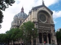 Eglise Saint-Augustin -  Eglise Saint-Augustin, Paris