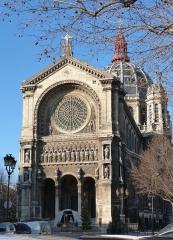 Eglise Saint-Augustin - Français:   Église Saint-Augustin, Paris (8e arrond.)