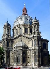 Eglise Saint-Augustin - English:   Saint-Augustin church - Paris