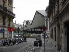 Gare Saint-Lazare - Nederlands: eigen foto 13 augustus 13.30 uur door iedereen te gebruiken