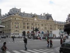 Gare Saint-Lazare -  eigen foto 13 augustus 2006 13.30 uur door iedereen te gebruiken Parijs
