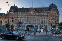 Gare Saint-Lazare -  Paris, Gare Saint Lazare