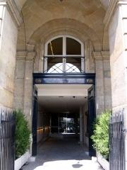 Hôtel Cartier -  Headquarter of the Fédération Internationale de l'Automobile, Paris.
