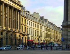 Hôtel de Coislin - English: Royale street - Paris