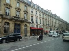 Hôtel de Coislin -  Rue Royale (Paris)