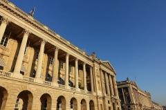 Hôtel Crillon -  Place de la Concorde @ Paris