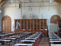Lycée Chaptal -  Salle Prosper Goubaux du Lycée Chaptal