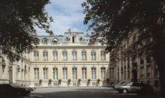 Hôtel du Ministère de l'Intérieur - English: The Hôtel de Beauvau, Paris