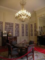 Hôtel du Ministère de l'Intérieur - Français:   Hôtel de Beauvau antichambre