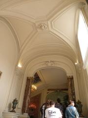 Hôtel du Ministère de l'Intérieur - Français:   Hôtel de Beauvau - Escalier d\'Honneur